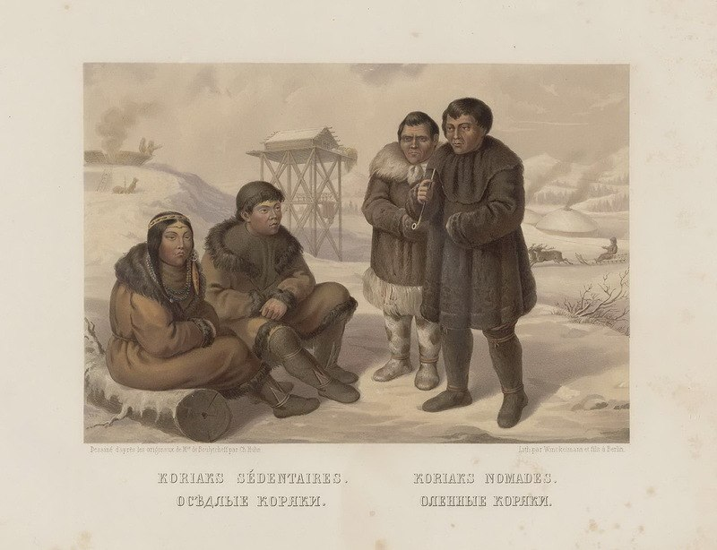 Koryaks (The People of Russian North)