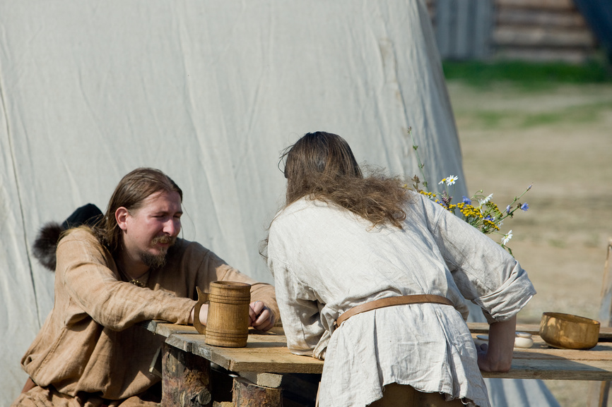 Food in Ancient Russia