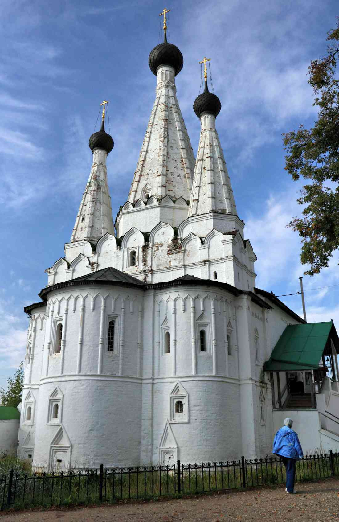 The Assumption Church (Divnaya)