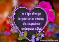 Imágenes Cristianas: La grandeza de Dios