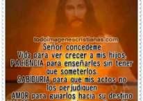 Imágenes Cristianas: Señor concédeme