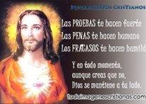 Imágenes cristianas: Dios siempre está a tu lado