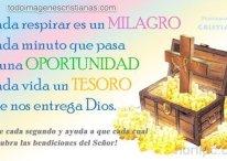 Ayuda a que todos descrubran las bendiciones del Señor.