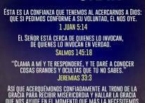 Versículos que nos demuestran por qué debemos orar