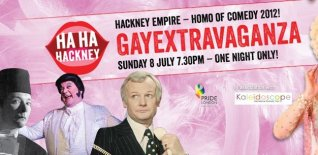 Ha Ha Hackney Gay Extravaganza