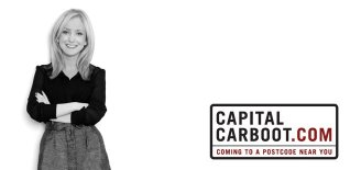 Faye Marriott from the Capital Carboot Sale talks HORROR SALE & her London