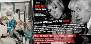 The Real Debate Club - tonight at Marylebone Gardens