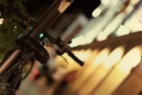 Bicicleta noche