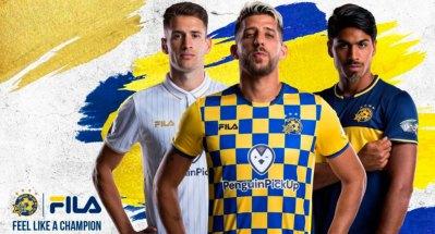 Maccabi Tel Aviv 2019-20 FILA Kits - Todo Sobre Camisetas