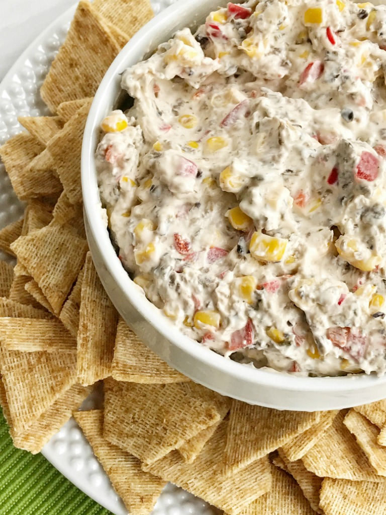 Pita Chips With Red Pepper Dip forecasting