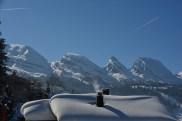 14. Feb. 2013 Schnee bis genug