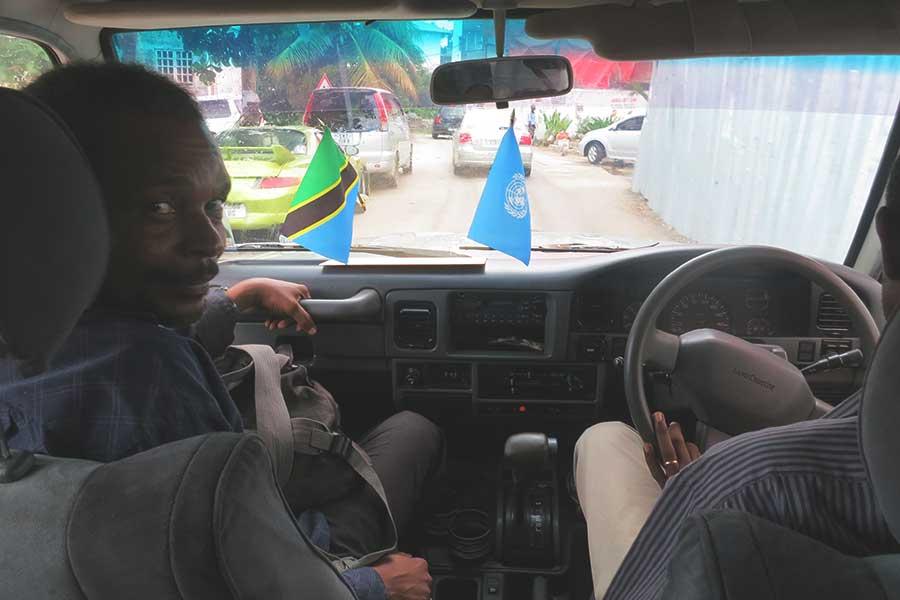 Frank-in-Car
