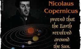 The Copernican Shake Up