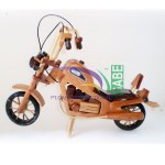 toko online miniatur motor harley | kerajinan kayu model motor