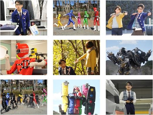 Next Week on Ressha Sentai ToQger Station 4