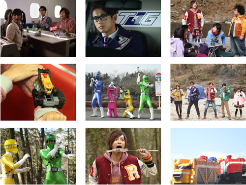 Next Week On Ressha Sentai ToQger Station 5