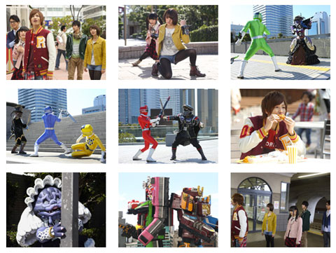 Next Week On Ressha Sentai ToQger: Station 11