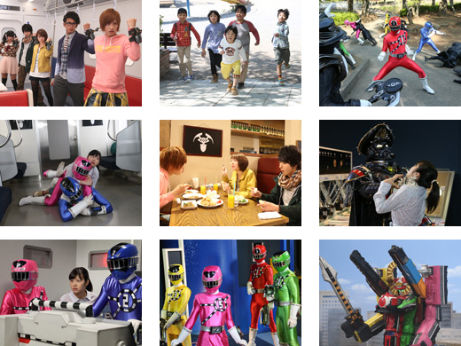 Next Week on Ressha Sentai ToQger: Station 16