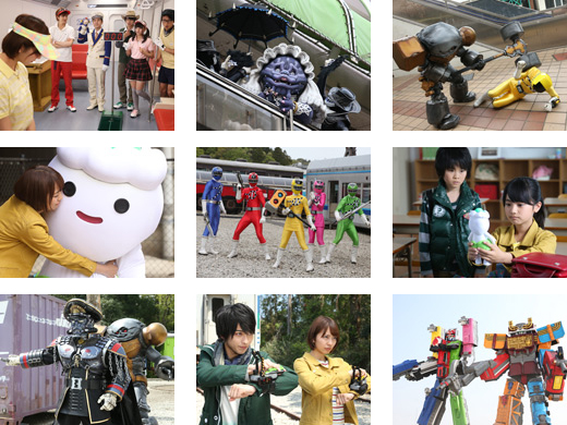 Next Week on Ressha Sentai ToQger: Station 15