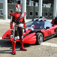 Kamen Rider Drive Characters And Story At Press Conference