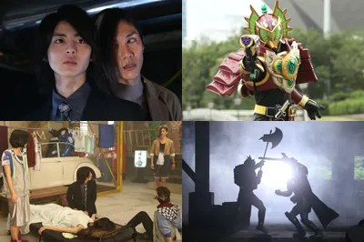 Next Time on Kamen Rider Gaim: Episode 42