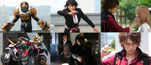 Next Time On Kamen Rider Gaim: Episode 45