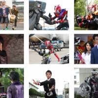 Next Time on Kamen Rider Drive: Episode 5