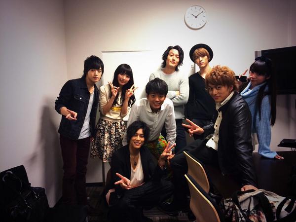Kamen Rider Gaim Cast Kamen Rider Gaim Cast