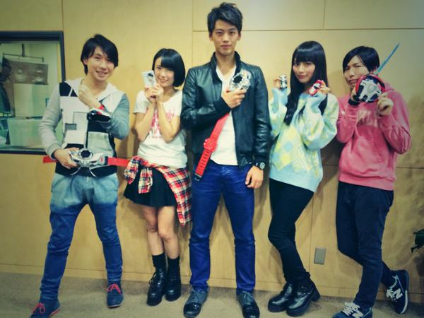 This Week in Toku Actor Blogs [11/19 to 11/25]