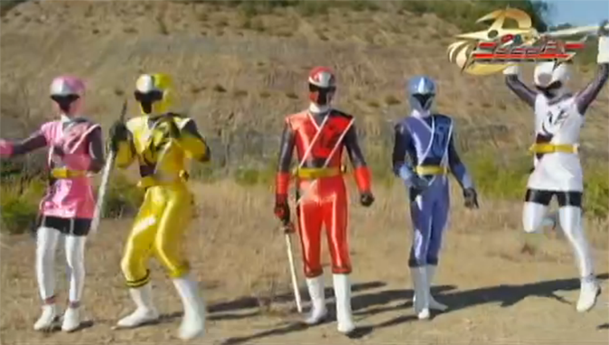 First Ninninger Preview Streamed