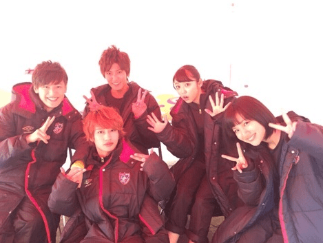 This Week in Toku Actor Blogs [2/16 to 2/22]