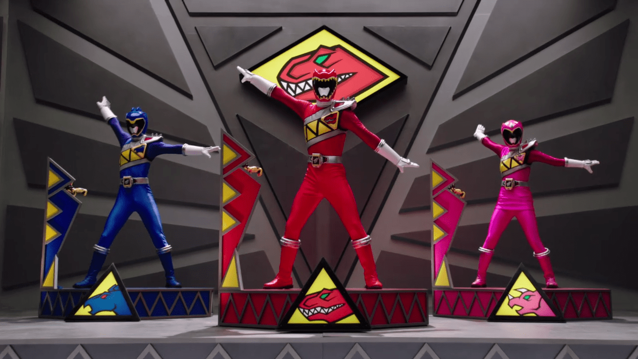 """Weekly Ranger Review: Dino Charge Episode 03, """"A Fool's Hour"""""""