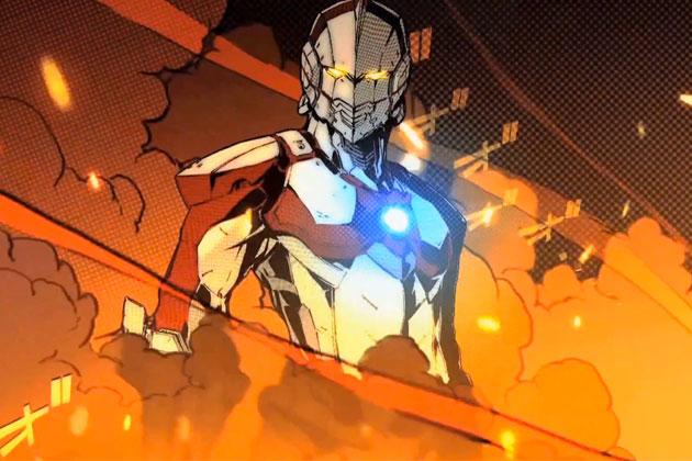 VIZ to Release Ultraman Manga this August