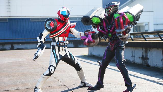 Next Time on Kamen Rider Drive: Episode 24