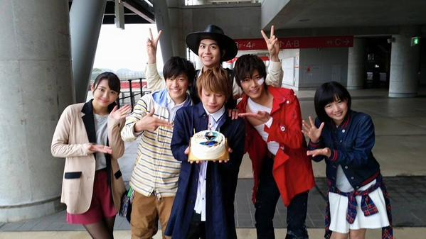 This Week in Toku Actor Blogs [4/6 to 4/12]