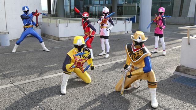 Next Week on Shuriken Sentai Ninninger: Shinobi 14