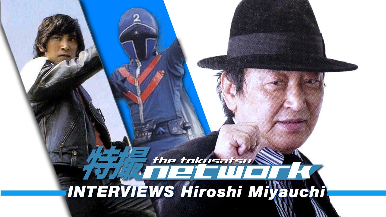 VIDEO: The Tokusatsu Network Interviews Goranger Actor Hiroshi Miyauchi