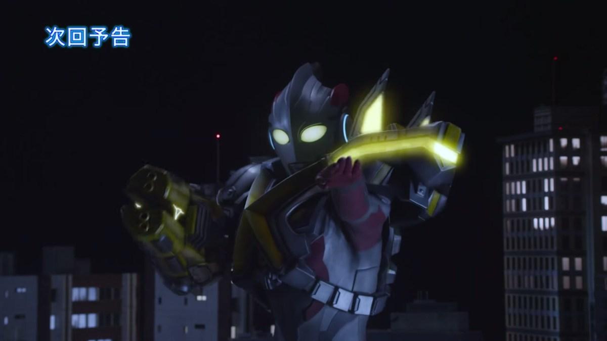Next Time on Ultraman X: Episode 3