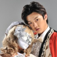 K-Pop Idol Shin From CROSS GENE Cast in Shuriken Sentai Ninninger