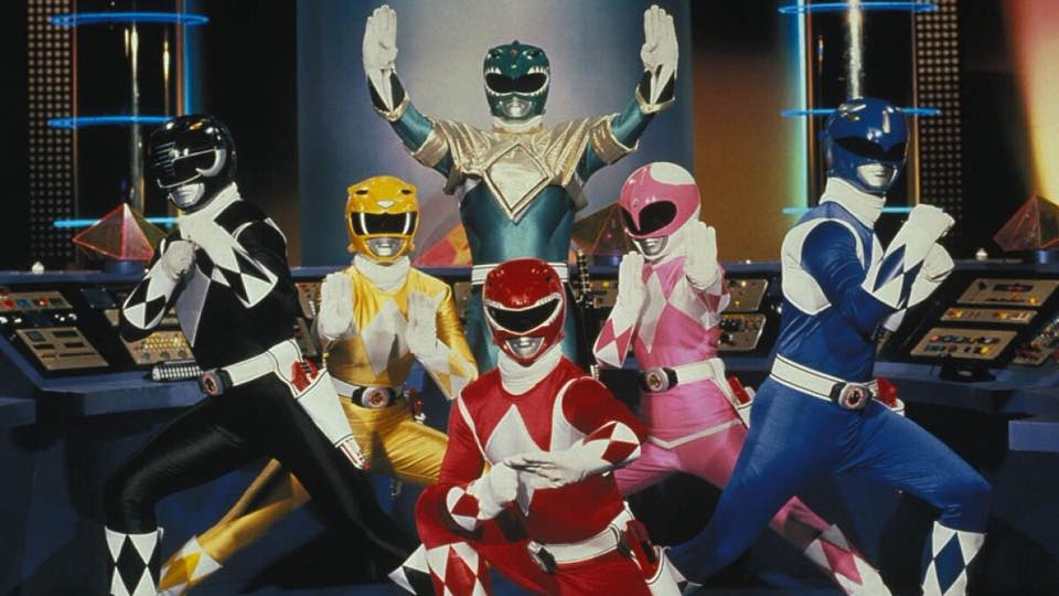 Unconfirmed Power Rangers Movie Character Descriptions Surface