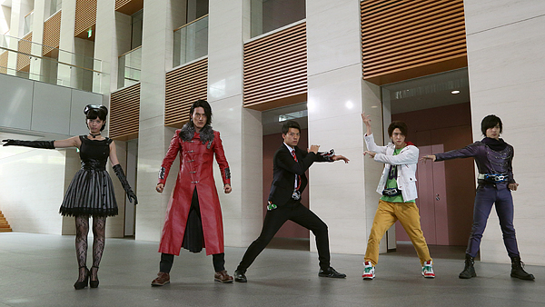Next Time on Kamen Rider Drive: Episode 45