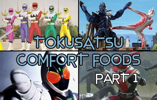 TokuNet Podcast #11 – Tokusatsu Comfort Foods Pt. 1