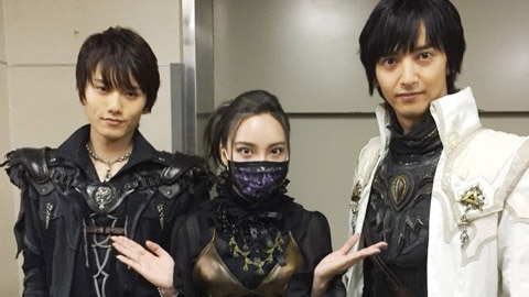 This Week in Toku Actor Blogs [8/18 to 8/24]