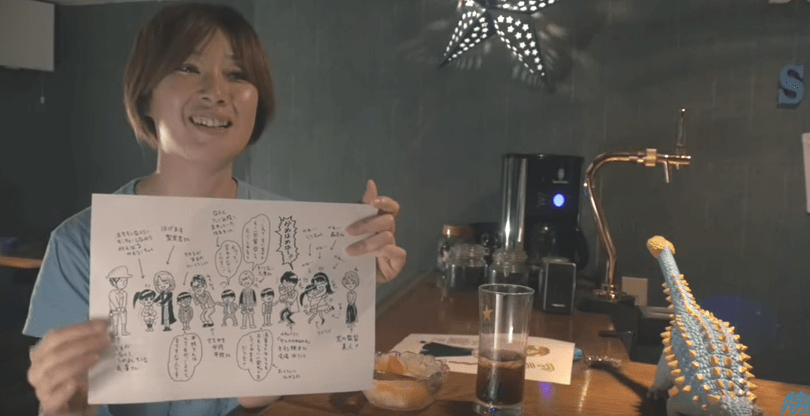 VIDEO: ToQger V-Cinema Director Fumie Arakawa Interview, Part One
