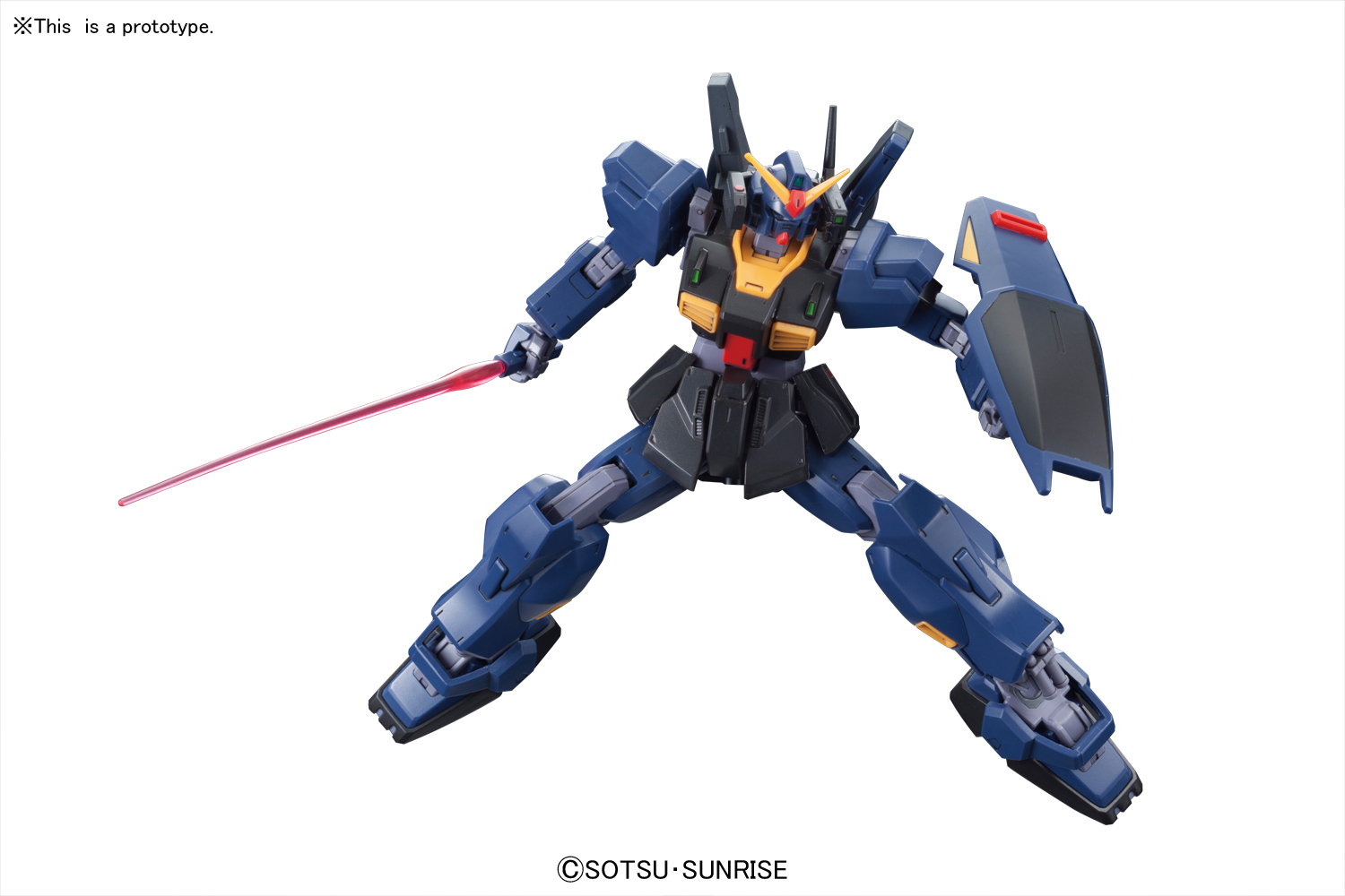 New High-Grade Gundam Models for Pre-order