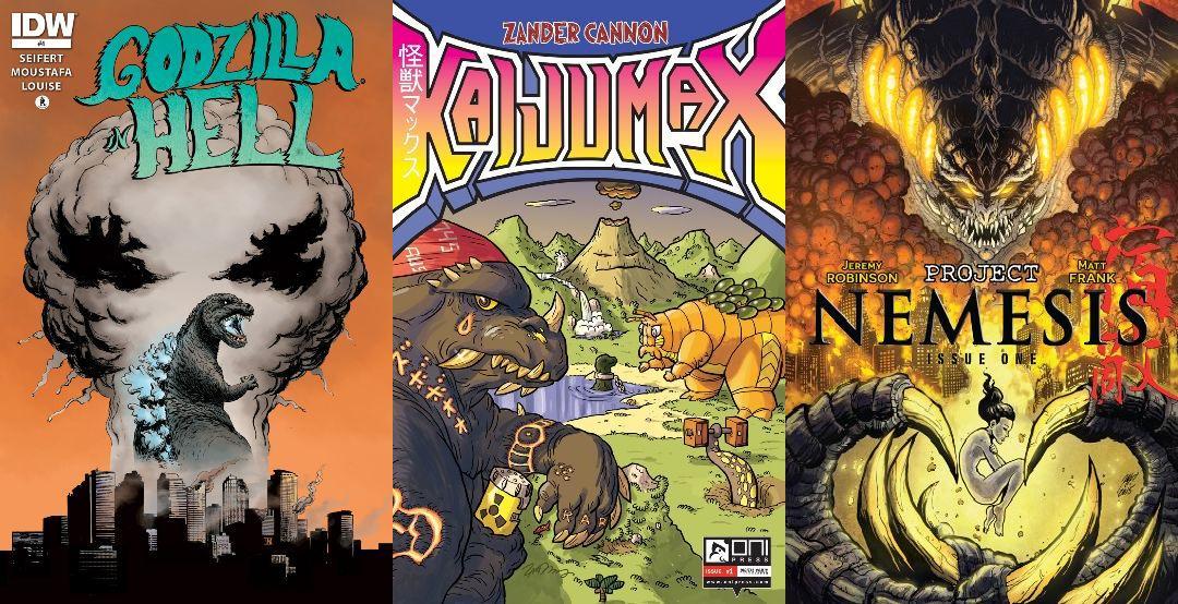 TokuNet Comics Corner: October