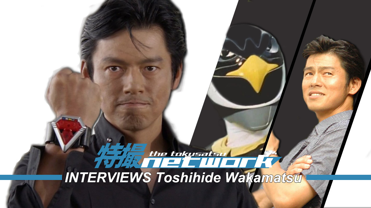 VIDEO: Jetman's Toshihide Wakamatsu (Black Condor) Interview, Part One