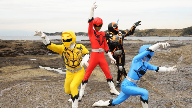 Next Time on Dobutsu Sentai Zyuohger: Episode 7