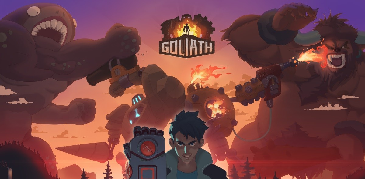 Zander Cannon Writing for Goliath Video Game
