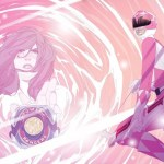 Variant Cover for MMPR Pink #1